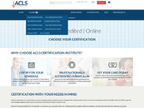 ACLS Certification Institute reviews