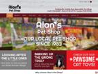 Alan's Pet Shop reviews