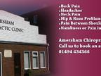 Amersham Chiropractic Clinic reviews