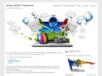 Andy Norton Freelance Website Design reviews