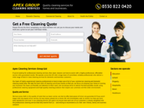 Apex Cleaning Services Group Ltd reviews