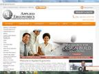 Applied Ergonomics reviews