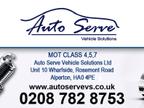 Auto Serve Vehicle solutions ltd reviews