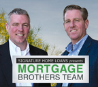 Signature Home Loans Presents The Mortgage Brothers Team reviews