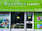 Bandboxlaundry & Professional Greener Garment Care reviews