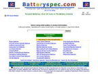 Battery Spec reviews