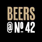 Beers@No.42 reviews