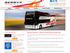 Berry's Coaches reviews