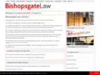 Bishopsgate Law reviews