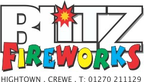 Blitz Fireworks, Fancy Dress and Balloons reviews