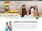 BodyBoost Colostrum reviews
