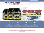 Bodybuilding Depot reviews