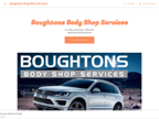 Boughtons Body Shop Services  reviews