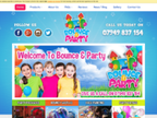 Bounce and Party reviews