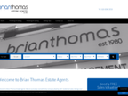 Brian Thomas Estate Agents reviews
