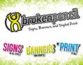 Brokenpencil - Signs & Digital Print reviews
