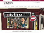 Butlers Wine Cellar reviews