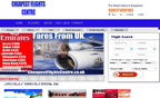 Cheapest Flights Centre reviews