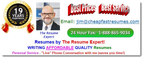 Cheap Fast Resumes - Jim the Resume Expert reviews