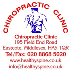 Chiropractic Clinic Eastcote reviews