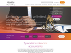 ClearSky Contractor Accounting reviews
