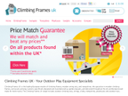 Climbing Frames UK reviews