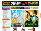 Costume Discounters reviews