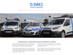 D SYKES ELECTRICAL CONTRACTORS LIMITED reviews