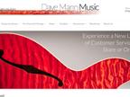 Dave Mann Music reviews