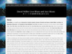 David Miller Live Music reviews