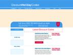 Discountholidaycodes reviews
