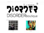 Disorder Boutique reviews