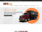 Dumpstr Xpress Arizona reviews