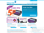 Easycrate Crate Hire reviews