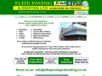 Elite Paving & Roofing reviews