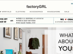 factoryGRL reviews