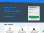 Ford Radio Codes reviews