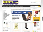 Forpets.co.uk reviews