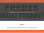 Frames Boutique reviews