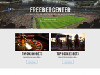 Free Bet Center reviews