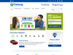 Freeway Insurance reviews