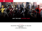 Injustice Gods Among Us Unlock Service reviews