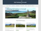 Golf Holidays Cornwall reviews
