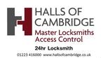 Halls of Cambridge Locksmiths  reviews