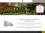 Hatton Court Hotel reviews
