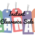 Instant Clearance Sale reviews