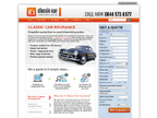 ITS Classic Car Insurance reviews