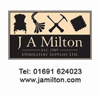 J A Milton Upholstery Supplies reviews