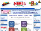 Jensens Toys & Gifts reviews