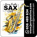Jerry Sax Live reviews